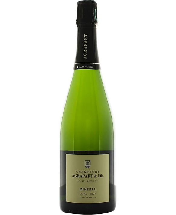 Champagne Agrapart Minéral 2009 Extra-Brut Blanc de Blancs Grand Cru