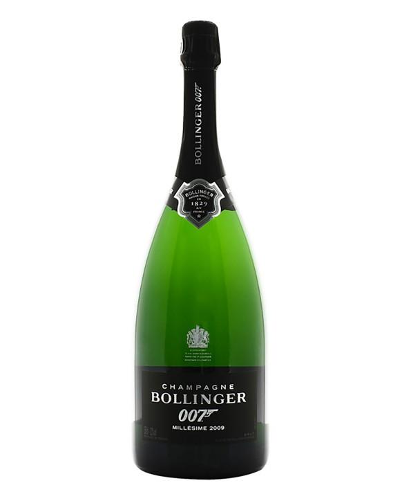 Champagne Bollinger Brut 2009 007 Spectre Limited Edition Magnum