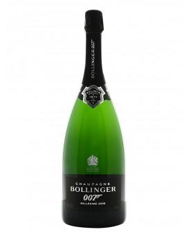Champagne Bollinger Brut 2009 Edition Limitée 007 Spectre Magnum