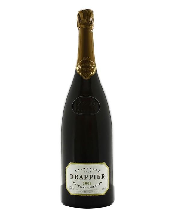 Champagne Drappier Millésime Exception 2006 Magnum
