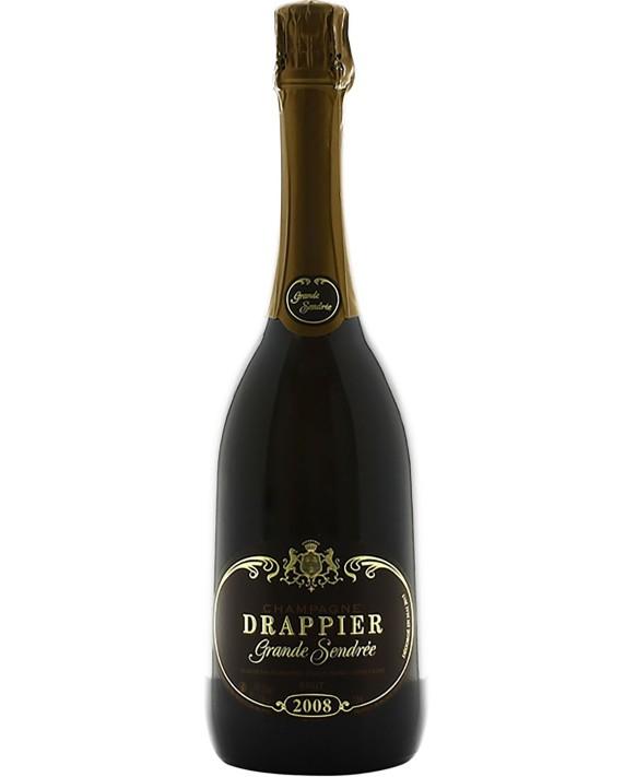 Champagne Drappier Grande Sendrée 2008 75cl