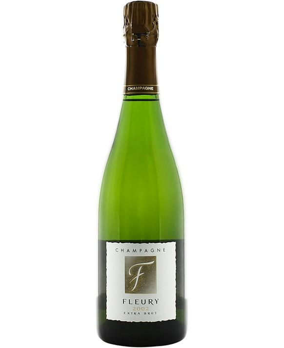 Champagne Fleury Millésime 2002 Extra-Brut 75cl