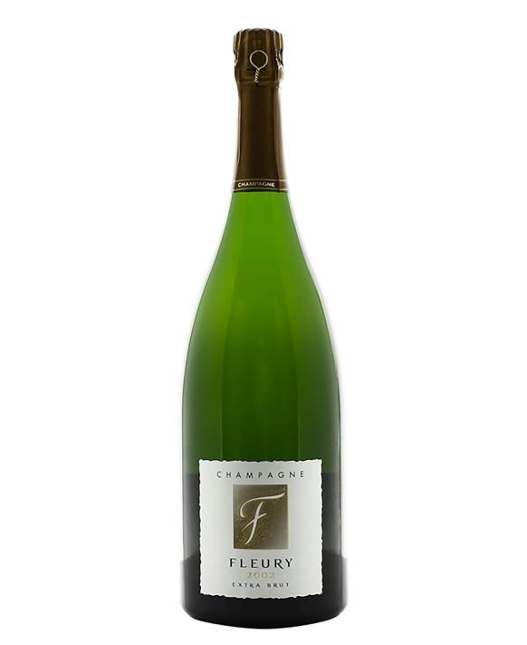 Champagne Fleury Millésime 2002 Extra-Brut Magnum 150cl
