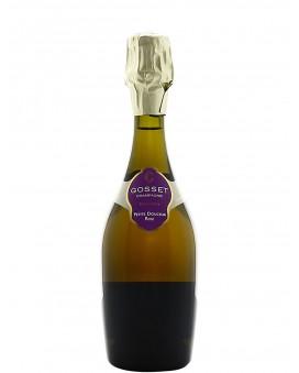 Champagne Gosset Petite Douceur Rosé Demi