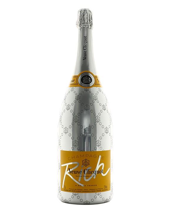 Champagne Veuve Clicquot Rich Magnum