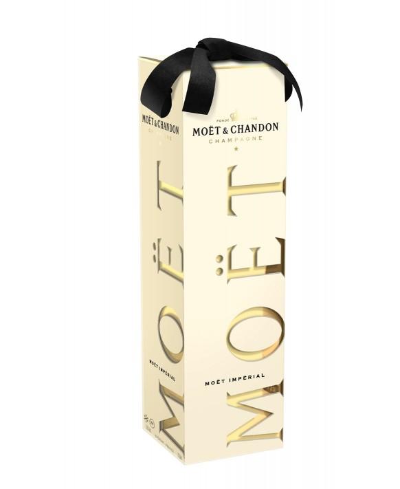 Champagne Moet Et Chandon Brut Impérial gift box 75cl