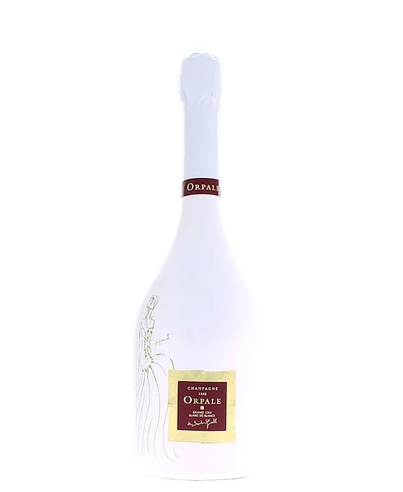 Champagne De Saint Gall Orpale Blanc de Blancs 1998 by Doucet