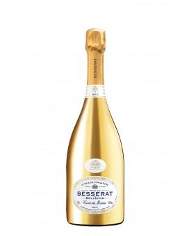 Champagne Besserat De Bellefon Cuvée des Moines Sec Gold