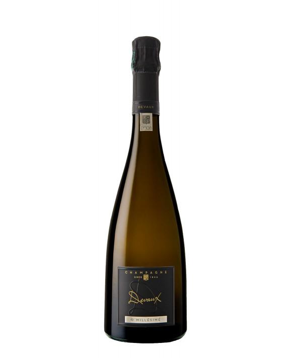 Champagne Devaux D Brut 2008 75cl