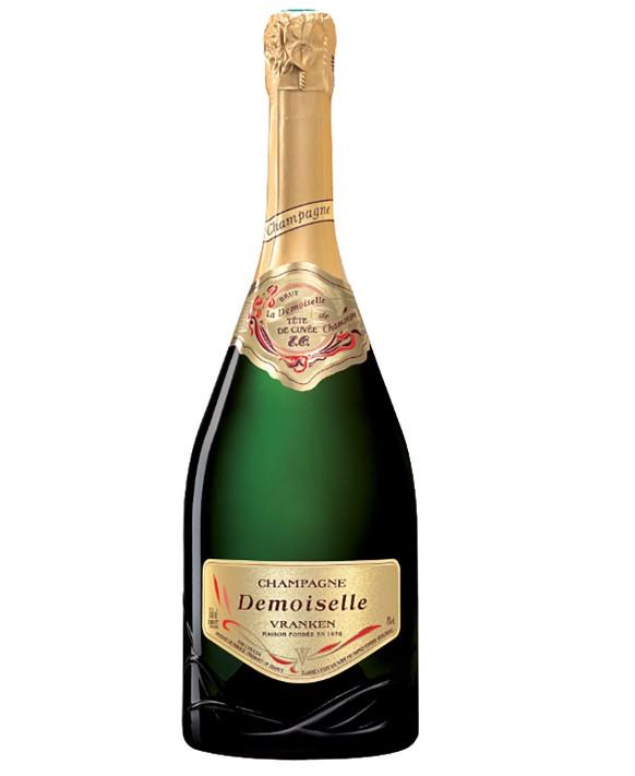 Champagne Demoiselle Cuvée Tête de Cuvée