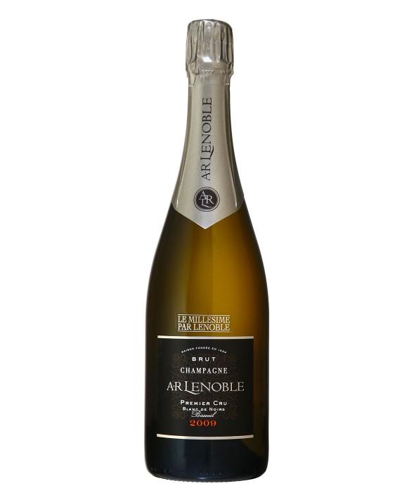 Champagne Ar Lenoble Premier Cru Blanc de Noirs 2009 75cl