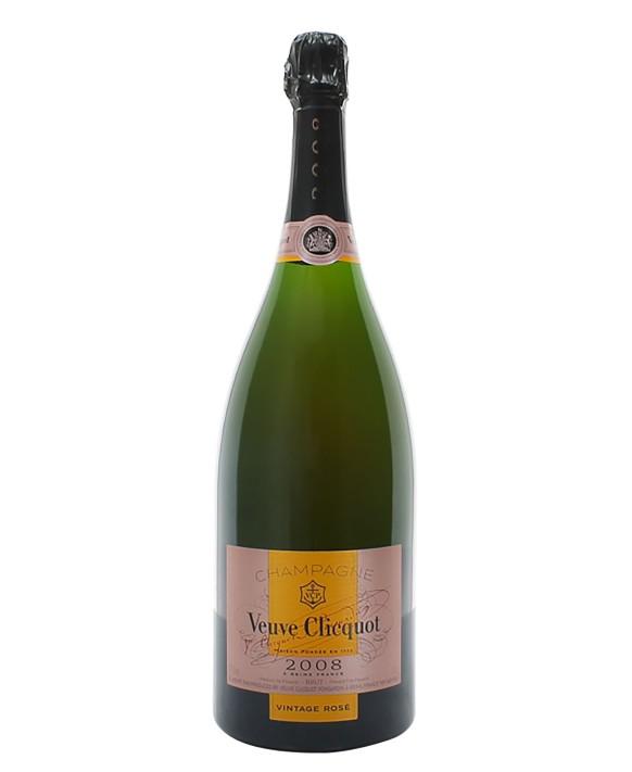 Champagne Veuve Clicquot Vintage Réserve 2008 Rosé Magnum