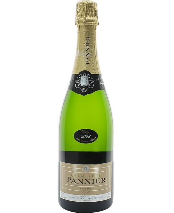 Champagne Pannier Brut 2008 75cl