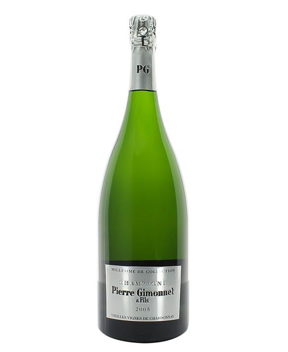 Champagne Pierre Gimonnet Collection 2005 Magnum 150cl