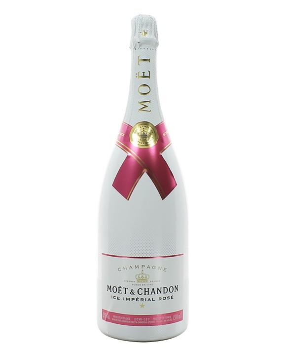 Champagne Moet Et Chandon Ice Impérial Rosé Magnum