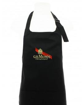 Champagne Mumm Mumm apron