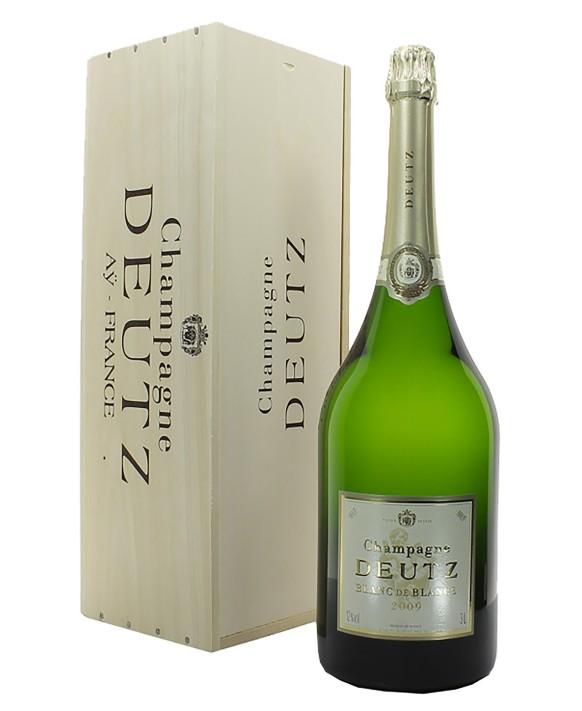 Champagne Deutz Blanc de Blancs 2009 Jéroboam
