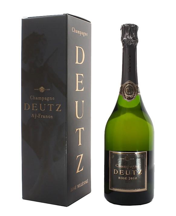 Champagne Deutz Brut Rosé 2010