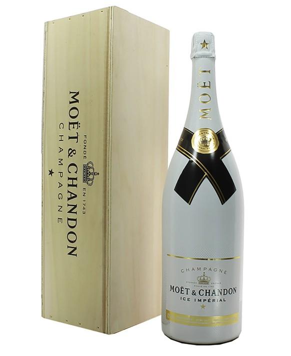 Champagne Moet Et Chandon Ice Impérial Jéroboam