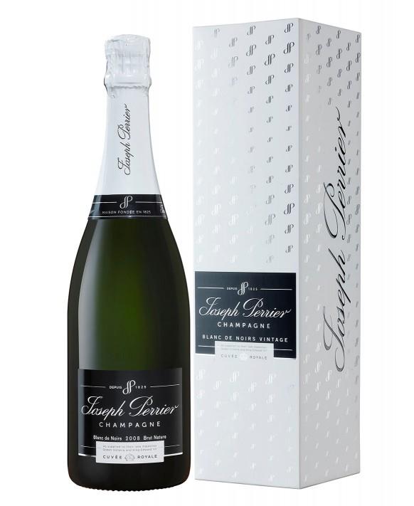 Champagne Joseph Perrier Cuvée Royale Blanc de Noirs 2008 Brut Nature 75cl