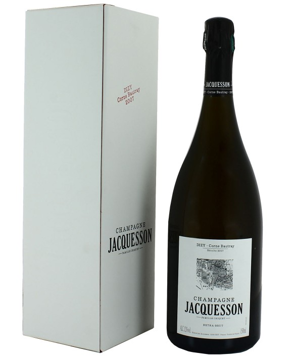 Champagne Jacquesson Dizy Corne Bautray 2007 Magnum 150cl