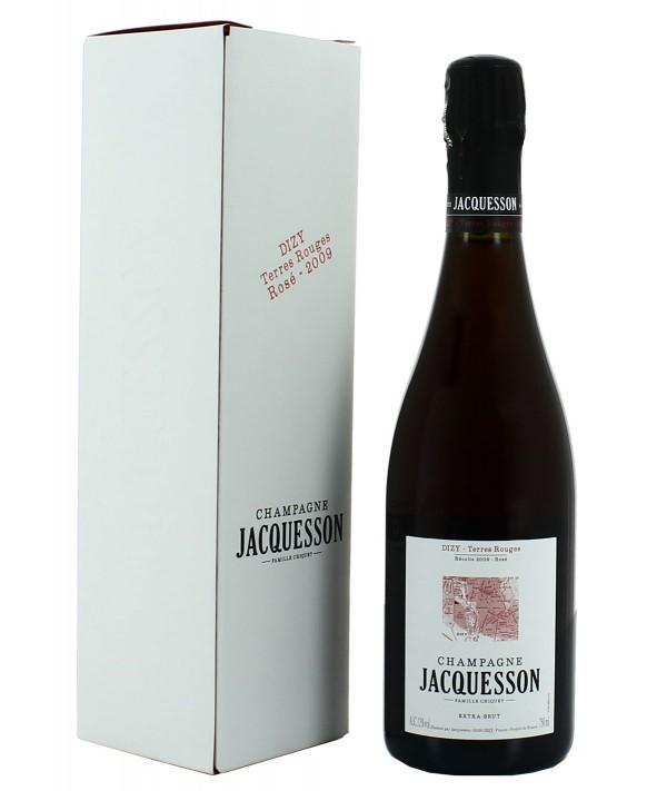 Champagne Jacquesson Dizy Terres Rouges Rosé 2009 75cl