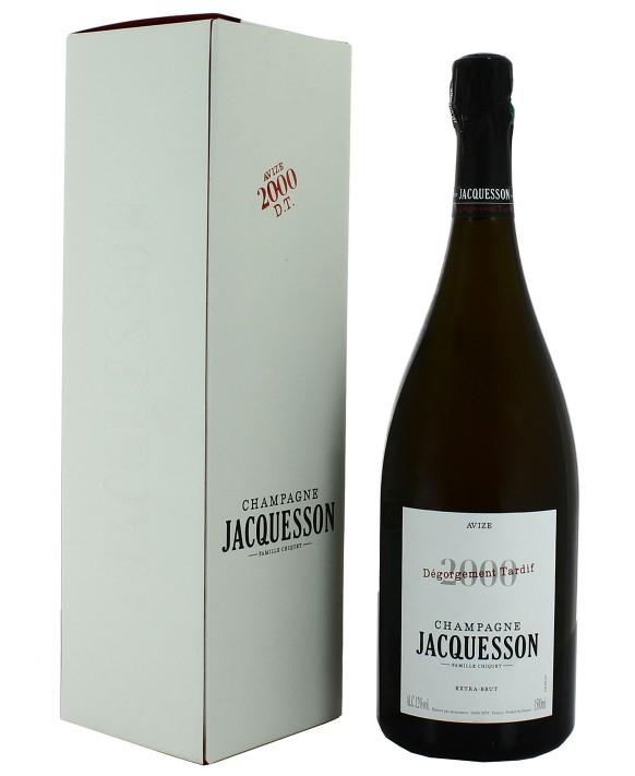 Champagne Jacquesson Avize 2000 Dégorgement Tardif Magnum
