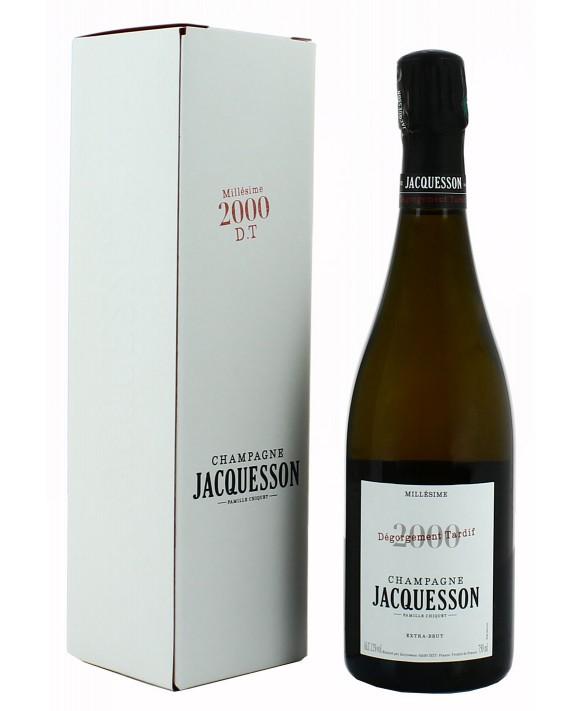 Champagne Jacquesson 2000 Dégorgement Tardif 75cl
