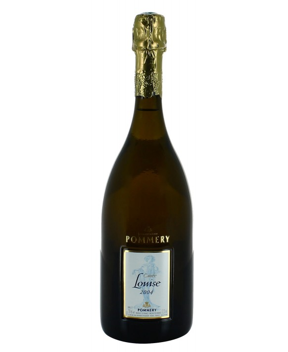 Champagne Pommery Cuvée Louise 2004