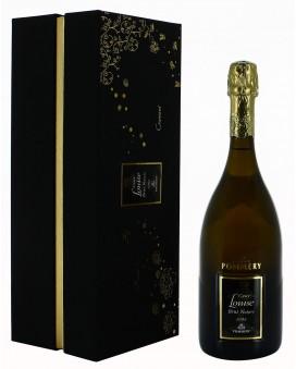 Champagne Pommery Cuvée Louise 2004 Nature casket