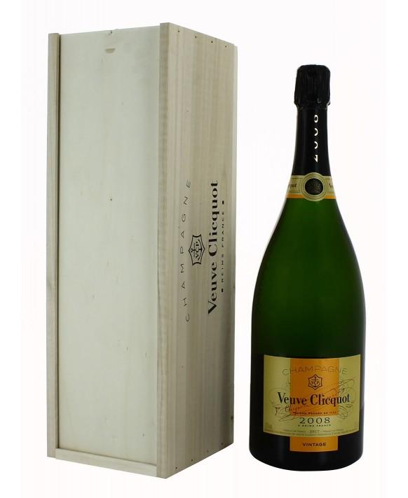 Champagne Veuve Clicquot Vintage Réserve 2008 Magnum