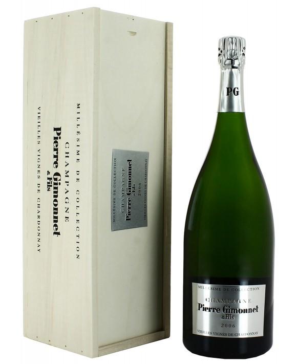 Champagne Pierre Gimonnet Collection 2006 Magnum 150cl