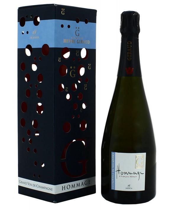 Champagne Henri Giraud Hommage 75cl
