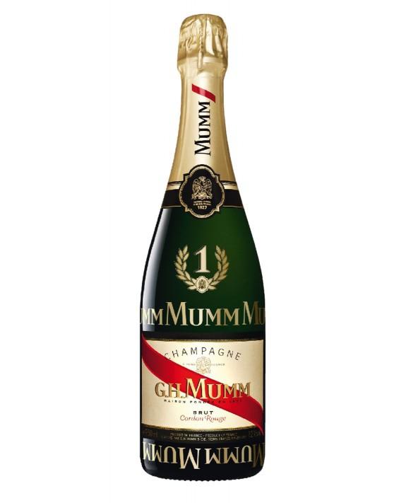 Champagne Mumm Cordon Rouge n°1 75cl