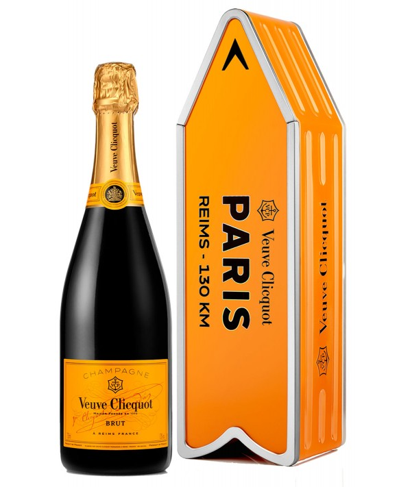 Champagne Veuve Clicquot Carte Jaune Arrow 75cl