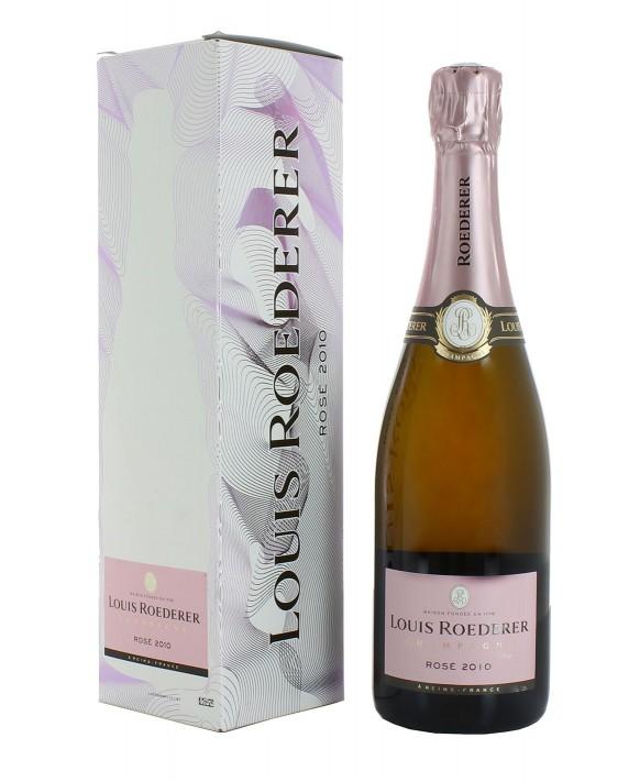 Champagne Louis Roederer Rosé Millésime 2011 75cl