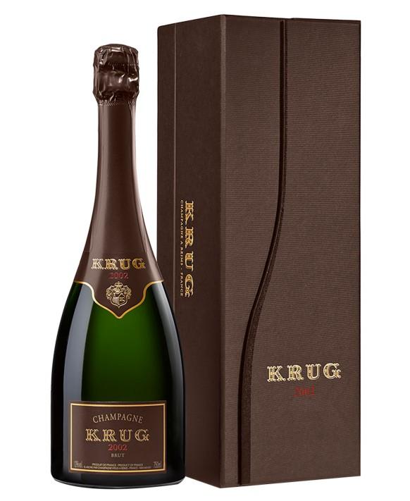 Champagne Krug Millésime 2002