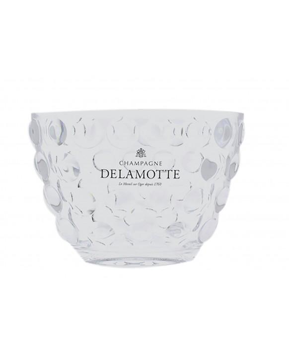 Champagne Delamotte Seau bulles