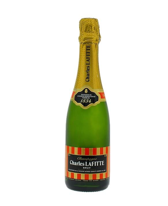 Champagne Lafitte Brut Cuvée Spéciale half bottle 37,5cl