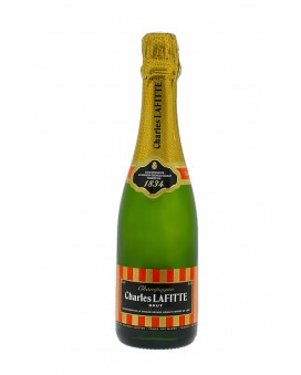 Champagne Lafitte Brut Cuvée Spéciale Demi