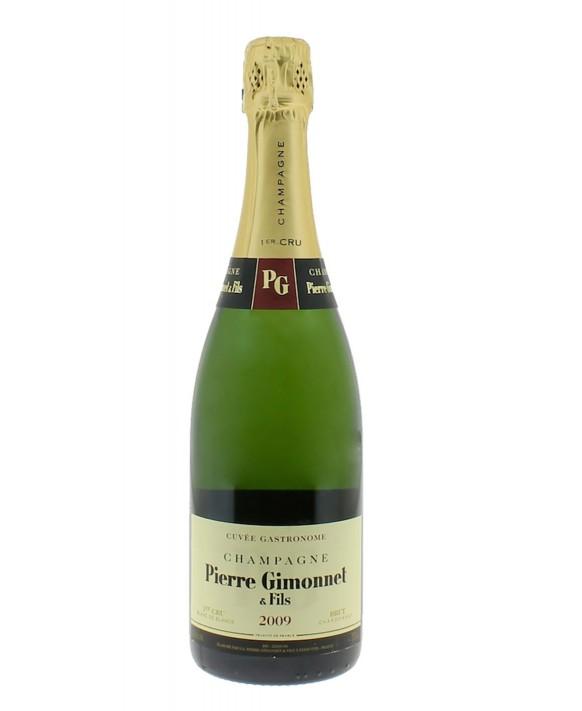 Champagne Pierre Gimonnet Brut Gastronome 2009 1er Cru