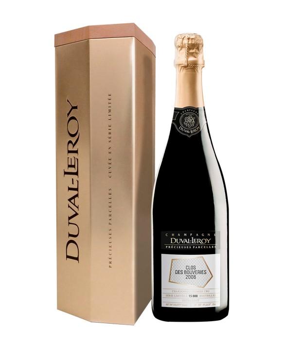 Champagne Duval - Leroy Clos des Bouveries 2006