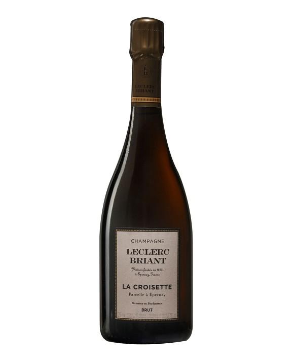 Champagne Leclerc Briant La Croisette 75cl
