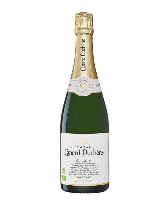 Champagne Canard Duchene Parcelle 181 75cl