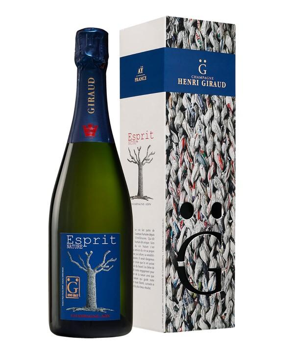 Champagne Henri Giraud Esprit Nature