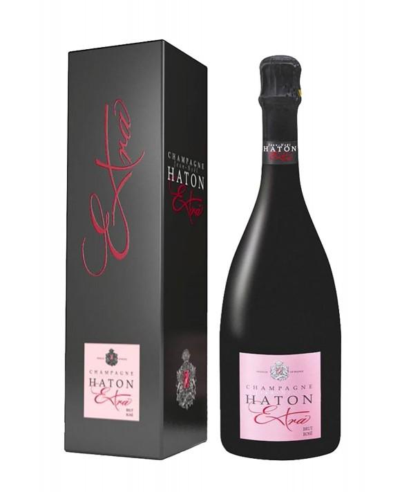 Champagne Jean-noel Haton Rosé Extra