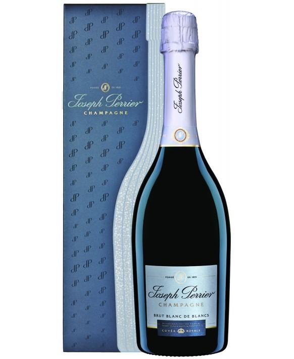 Champagne Joseph Perrier Cuvée Royale Blanc de Blancs coffret 75cl