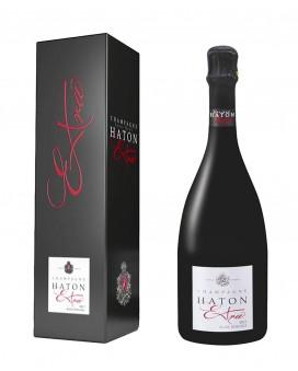 Champagne Jean-noel Haton Blanc de Blancs Extra
