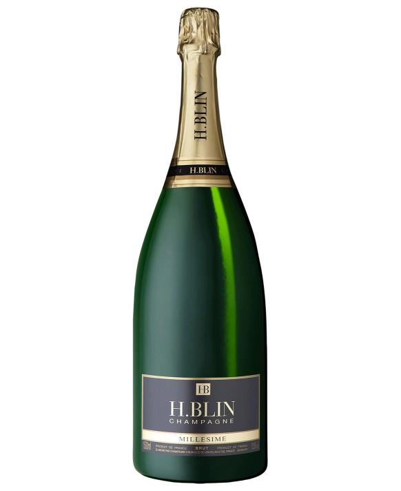 Champagne Blin Brut 2003 Magnum 150cl