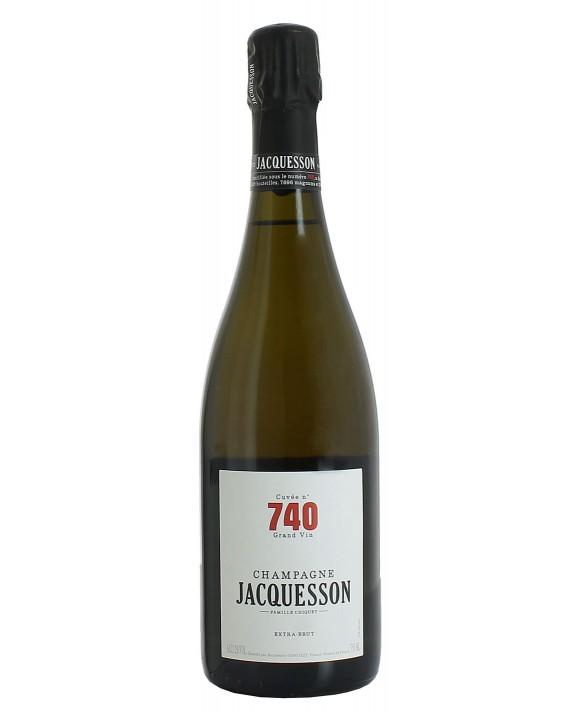 Champagne Jacquesson Cuvée 740 75cl